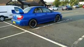 Subaru Wrx STI Rep Bugeye 300bhp BEST CASH OFFER TAKES IT