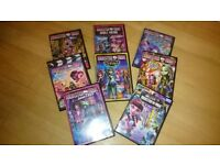 Monster High DVD collection