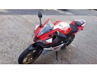 Yamaha yzf 125 2010 good bike £1250