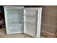 Essentials CUL55W12 under counter larder fridge - as new