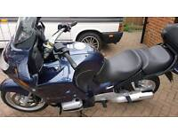 BMW R1150 RT MOTORCYCLE