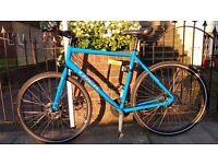 Hybrid Bike Trek Allant 7.2 2016