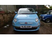 Fiat 500 Lounge - 6+ Month's MOT and Full Service History