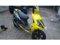 generic race 50cc 2 stroke