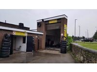 Tyre Business For Sale - Euro Tyres - WITH or WITHOUT EQUIPEMENT