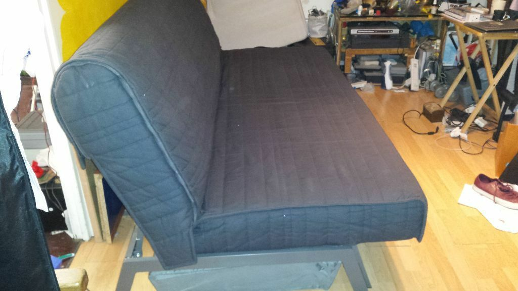 Double sofa bed ikea karlaby 3 4 seater in peckham for Sofa bed gumtree london
