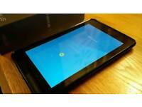 Asus Nexus 7 tab 32gb 7 inch tablet boxed