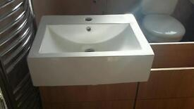 Bathroom sink vanity units all new