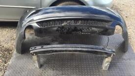 2010 Audi A5 coupe/convertible rear bumper