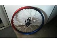 Honda Crf wheel 250 450 cr 125 wheel