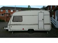caravan trailer for sale. good condition