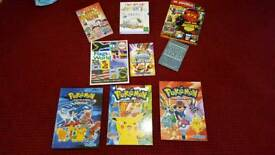 Kids book bundle vgc! Inc Pokemon