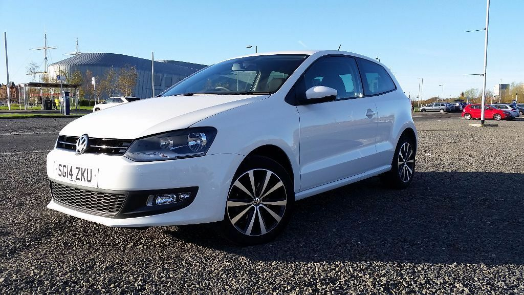 Volkswagen Polo 2014 1 2 Match 3dr With Knight Alloys