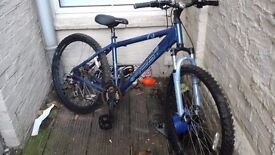 Free bike needs fixing not in working order use as parts or fix for project