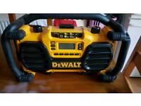 Dewalt Radio charger 240v