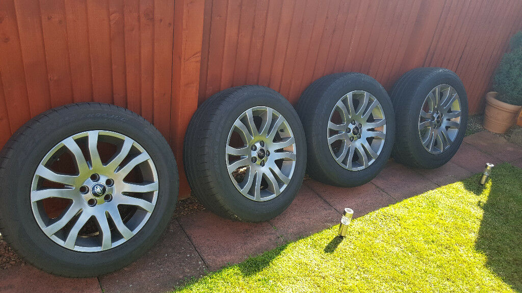 Genuine Land Rover Freelander 2 18 Quot Hse Alloy Wheels And
