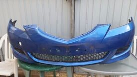 Mazda 3 bumpers and front grill