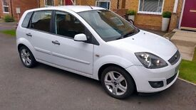 2007 FORD FIESTA 1.4 TDCi ZETEC CLIMATE, ** NOW SOLD **