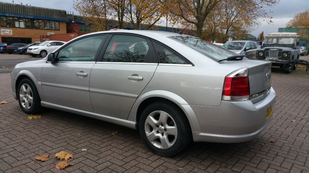 VAUXHALL VECTRA 1.9cdti 16v EXCLUSIVE 6 SPEED DIESEL AUTOMATIC