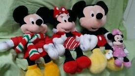 Mickey/Minnie Collection