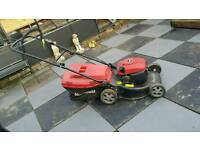 Mountfield lawnmower petrol self propelled