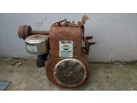 Big 16hp briggs and stratton engine