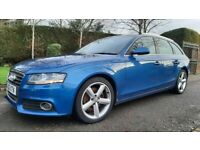 2012 Audi A4 AVANT SE TECHNIK, Manual, Diesel 1968 (cc), 5 doors