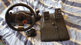 Logitech GT Steering Wheel