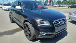 2014 Audi Q5/SQ5 Technik