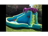 Slam N Curve Water Slide RRP £400