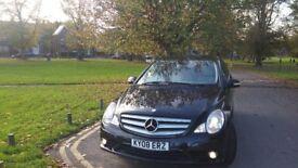 Mercedes R Class 7 Seats Excellent family car