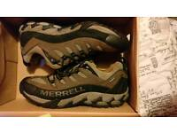 Merrell size 11 trainers. Worn once
