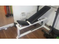 Weight bench (heavy duty)