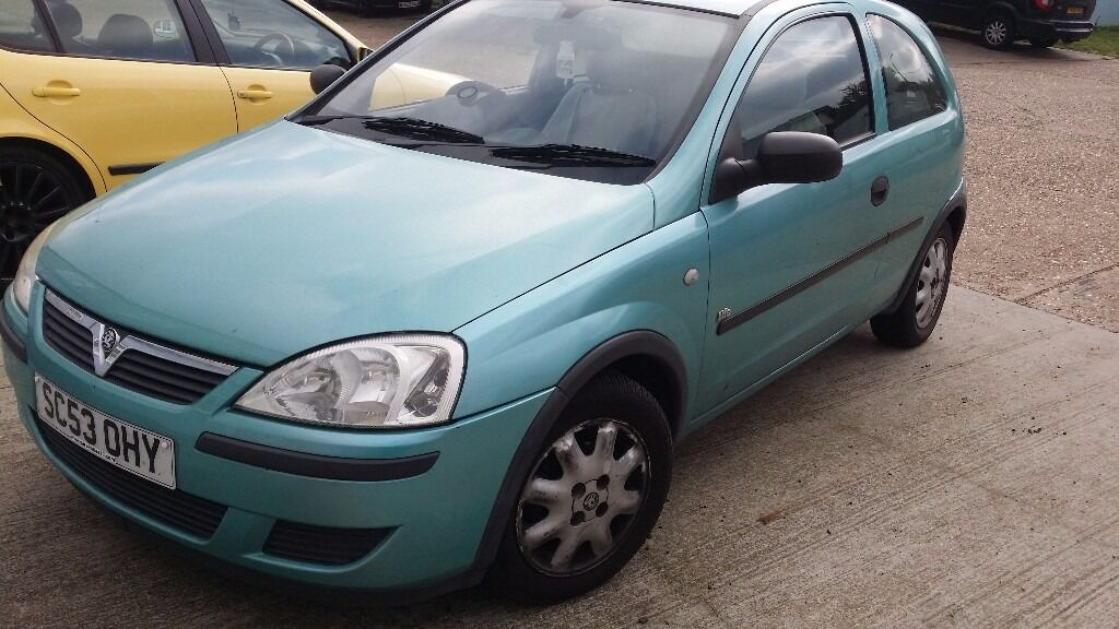 Vauxhall Corsa life 1.2 for Sale