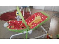 Baby Rocker by Mothercare Little Circus