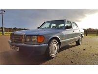 Mercedes-Benz 300 SE 1989 (W126) F Reg Classic