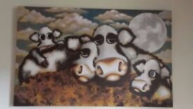 Caroline Shotton - Wakey Wakey boxed canvas
