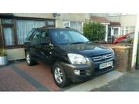 KIA Sportage 2.0 CRDi XE 5dr Manual 3 MONTHS WARRANTY HPI Clear Full Service History