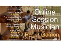 Online Session Musician
