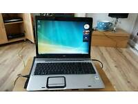HP PAVILION DV 9000 SPARES OR REPAIRS