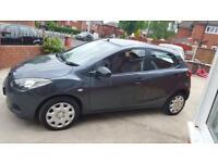Mazda 2 5 door hatchback electric windows power steering good clean car excellent drive