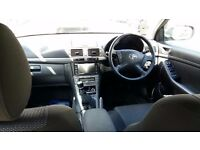 TOYOTA AVENSIS BLACK WITH TAXI PLATES | £5500! | FULL SERVICE HISTORY | ONLY 60000 MILEAGE