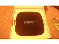 Now TV box with built in Freeview HD (No pass)