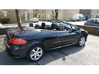 Peugeot 307CC Electric Convertible