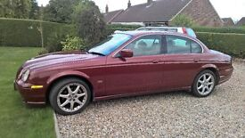 Jaguar S-Type Sport Auto £1500 ono