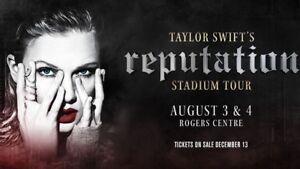 Looking for Taylor swift ticket stub