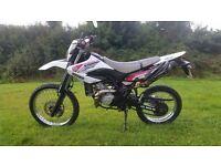 yamaha wr 125 r trail supermoto learner legal motocross