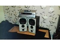 Amplifier+Speakers set
