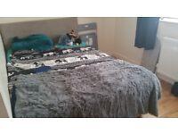 Double bedroom opposite Tesco Extra