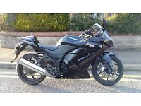 2009 Kawasaki Ninja 250R Great condition 5k miles with all paperwork and 2 keys